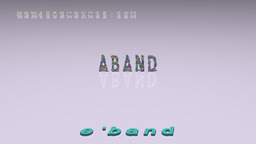 How to Pronounce ABAND