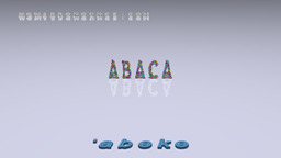 How to Pronounce ABACA