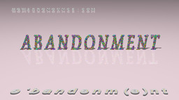 How to Pronounce ABANDONMENT